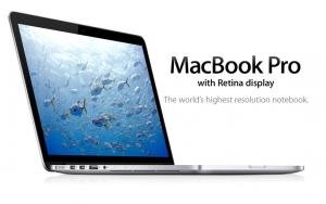 قیمت و مشخصات لپ تاپ اپل مک بوک پرو 13 اینچ Apple MacBook Pro 13 ME662LL/A- صفحه نمایش RETINA موجود در بازار ایران