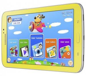 تبلت سامسونگ گلکسی تب 3 کیدز 8.0 - Samsung Galaxy Tab 3 Kids T2105 Full White