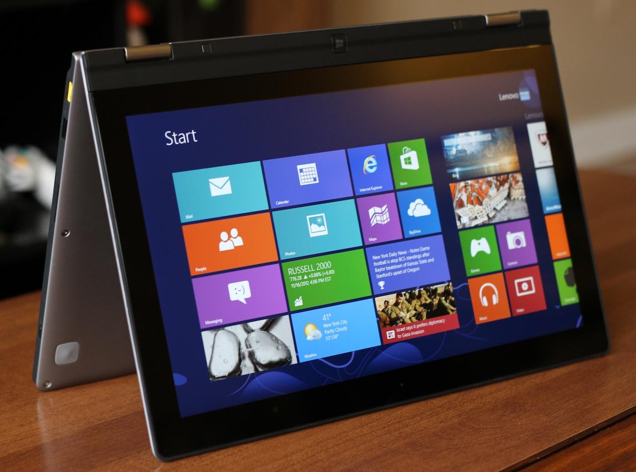 اولترابوک لنوو یوگا Lenovo IdeaPad Yoga 13