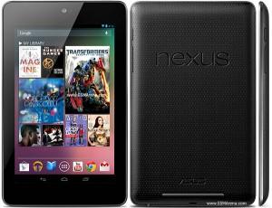 قیمت و مشخصات تبلت ایسوس گوگل نکسوس Asus Google Nexus 7 موجود در بازار ایران