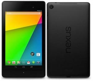 بهترین تبلت اندرویدی : گوگل نکسوس 7 Google Nexus