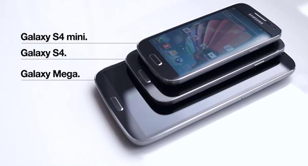 مقایسه موبایل گلکسی اس ۴ مینی ( Galaxy S4 mini) با گلکسی اس ۴ (Galaxy S4)