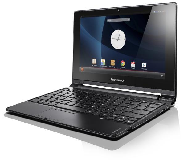 لنوو A10 اولین لپ تاپ-تبلت هیبریدی اندروید دنیا ...