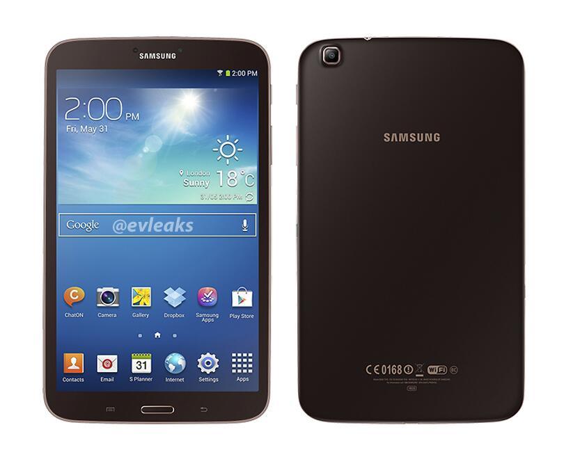 قیمت و مشخصات تبلت سامسونگ گلکسی تب Samsung Galaxy Tab 3 8.0