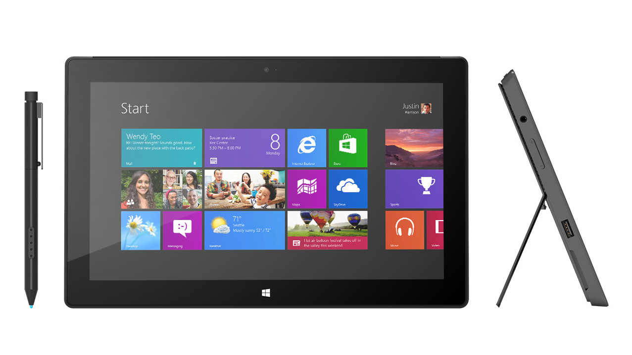مشخصات و قیمت تبلت مابکروسافت سورفیس پرو Microsoft Surface Pro موجود در بازار ایران